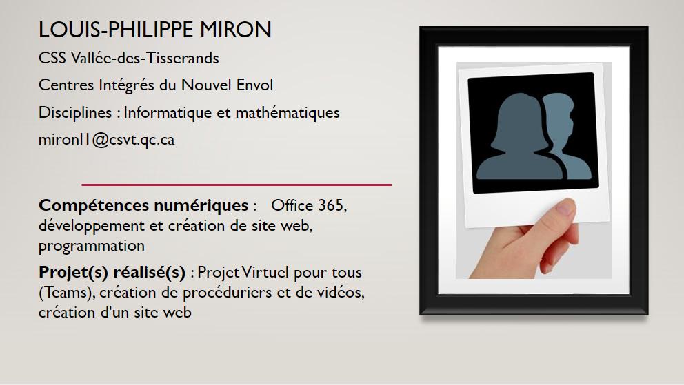 Louis-Philippe Miron