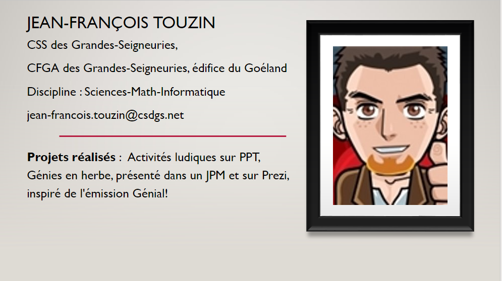 Jean-François Touzin
